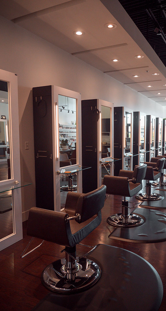 The #1 Brand of Salon Furnishings in the U.S.
